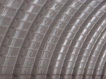 Задняя сторона крыши металлического листа стоковое изображение