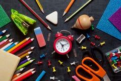 задняя тема школы к Стоковые Изображения