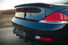 задняя фара автомобиля Стоковая Фотография