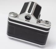 Задняя часть камеры средств фильма формата старого ретро античного сетноая-аналогов Стоковое фото RF