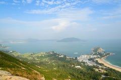 Задняя часть дракона в Гонконге стоковое изображение rf