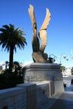 Задняя часть статуи Мандалая Стоковое Изображение