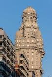 Залп Уругвай Монтевидео Palacio Стоковые Изображения