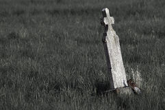 за смертью Стоковая Фотография