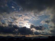за солнцем Стоковая Фотография