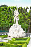 Зальцбург, сад Мирабель (Mirabelgarten) Стоковое Фото