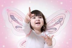 звезда ангела Стоковая Фотография