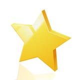 Звезда бумаги Стоковое фото RF