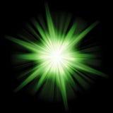 звезда взрыва солнечная Стоковые Фотографии RF
