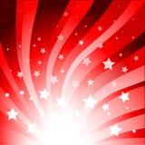 звезда взрыва Стоковые Фото