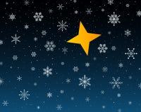 звезда Вифлеема Стоковая Фотография