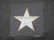 Звезда герцога Ellington джазового музыканта в болонья Стоковое Изображение RF