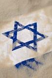 звезда Давида Стоковая Фотография RF