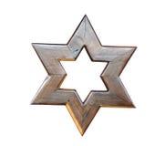 звезда Давида Стоковые Фотографии RF