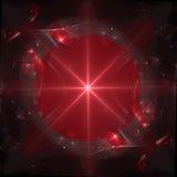 звезда Давида Стоковое Изображение