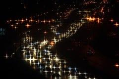 звезда дороги Стоковое фото RF
