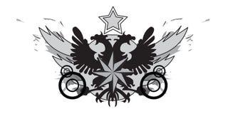 звезда дракона иллюстрация штока