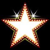 звезда знака иллюстрация штока