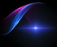 звезда космического пространства Стоковая Фотография