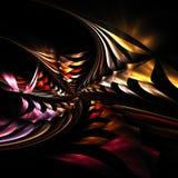 звезда лезвия Стоковое фото RF