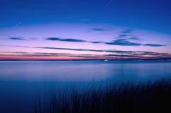 звезда ночи молчком Стоковые Изображения RF