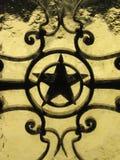 звезда орнамента Стоковые Фотографии RF