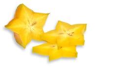 звезда плодоовощ Стоковая Фотография