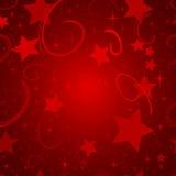 звезда поля взрыва Стоковая Фотография RF