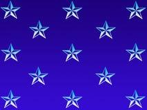 звезда предпосылки Стоковые Фото
