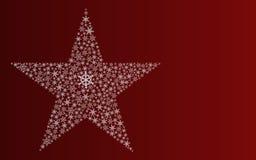 звезда рождества Стоковое Фото