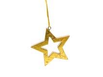 звезда рождества стоковая фотография