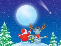 звезда рождества Стоковое Изображение RF