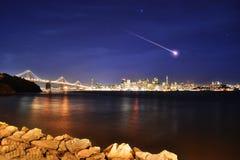 звезда стрельбы Стоковое Изображение RF