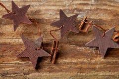 звезда украшения Стоковое Фото