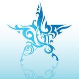 звезда формы Стоковое Изображение