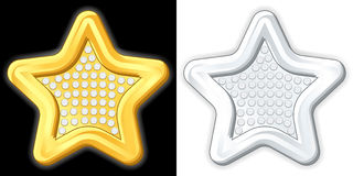 звезда ювелирных изделий бесплатная иллюстрация