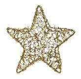 Звезда 03 Новый Год Стоковое Изображение RF