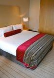 звезда 5 гостиничных номеров Стоковое фото RF