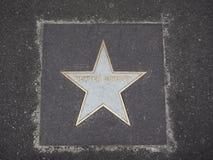 Звезда Dexter Гордона джазового музыканта в болонья Стоковая Фотография RF