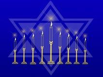 звезда menorah