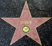 звезда queenn нот группы Стоковые Фотографии RF
