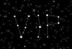звезда vip Стоковая Фотография RF