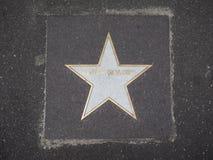 Звезда Walton кедра джазового музыканта в болонья Стоковые Фото