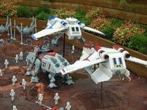 звездные войны lego стоковые фотографии rf