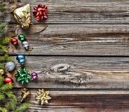звезды абстрактной картины конструкции украшения рождества предпосылки темной красные белые Праздник ` s Нового Года Стоковая Фотография