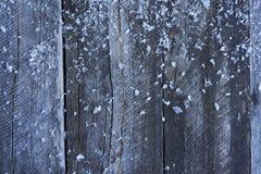 звезды абстрактной картины конструкции украшения рождества предпосылки темной красные белые Много снег на деревянных хряках насме Стоковое фото RF