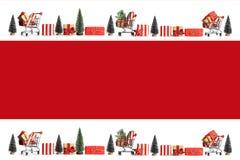 звезды абстрактной картины конструкции украшения рождества предпосылки темной красные белые Концепция покупок рождества стоковая фотография