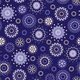 звезды волшебной картины безшовные Стоковые Фотографии RF