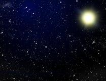 звезды космоса затора бесплатная иллюстрация