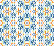 звезды кубиков Стоковое фото RF